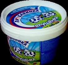 Консервы молокосодержащие сгущенные с сахаром с заменителем молочного жира «Сгущенка» (Ведро)